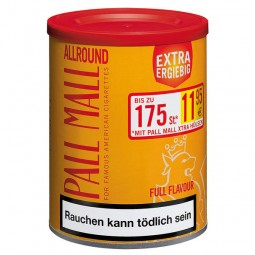 Pall Mall Allround Full Flavour Tabak 80g