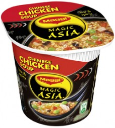 Maggi Magic Asia Terrine Chinese Chicken - Hot und Spicy