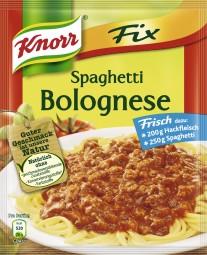 Fix Spaghetti Bolognese