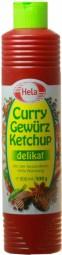 Curry Gewürz Ketchup Delikat 800ml Flasche