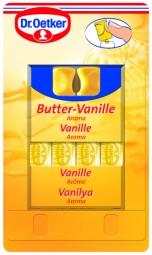 Dr.Oetker Butter-Vanille Aroma 4-er Packung