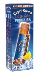 Capri-Sonne Freezies Cola Mix 5x50ml