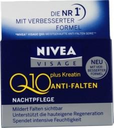 Nivea Anti - Falten Q10 Plus Nachtpflege