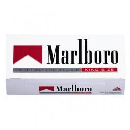 Marlboro Red Filterhülsen King Size 200er