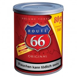 Route 66 original Volumen Tabak, 80g