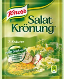 Salatkrönung 7-Kräuter
