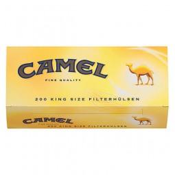 Gizeh Camel 200 King Size Filterhülsen