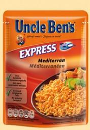 Uncle Ben's® Express Mediteran