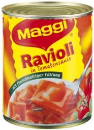 Maggi RAVIOLI Ravioli in Tomatensauce