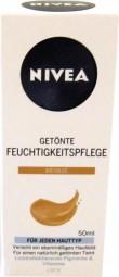 Nivea Visage Getönte Feuchtigkeitspflege Bronze 50ml