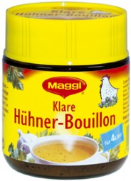 Maggi Klare Hühner-Bouillon für 4 Liter