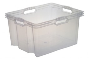 Multi-Box XL 43x35x23 transparent