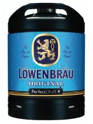 Löwenbräu Original Perfect Draft 6 Liter Fass