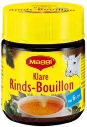 Maggi Klare Rinds-Bouillon für 6 Liter