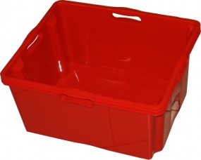 Multi-Box XXL 52 x 43 x 26 cm Calcutta-red