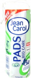 Jean Carol 60 Abschmink Pads Bio Care
