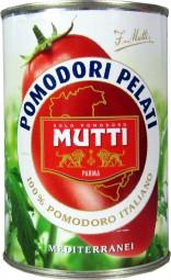 Mutti Schältomaten Pomodori Pelati 400g Dose