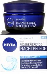 Nivea aqua effect Regenerierende Nachtpflege 50ml