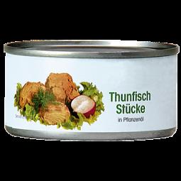Le Pecheur Thunfischstücke 195 / 150g Dose