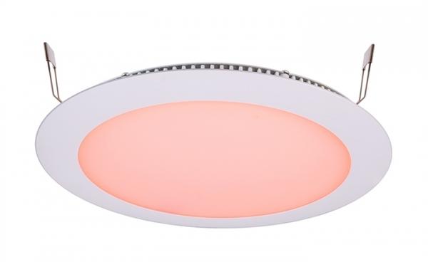 KAPEGO LED Deckeneinbauleuchte LED Panel 16 RGB