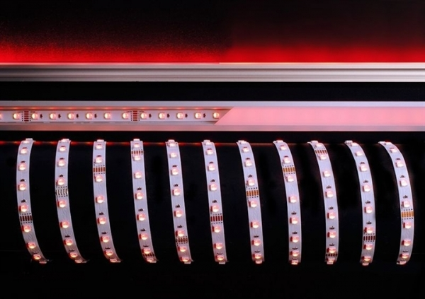 KAPEGO LED LED Stripe 5050-60-24V-RGB+3000K-5m-IP20