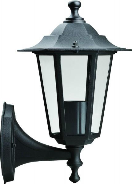 Betterlighting London - BT6001S schwarz - Alu-Druckguß stehend