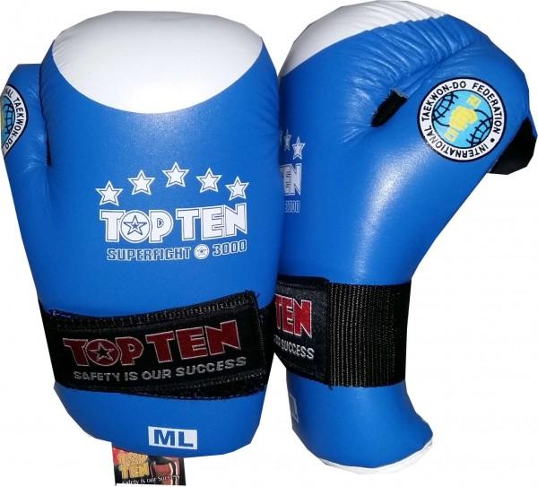 Top Ten Superfight 3000 Taekwondo Handschuhe