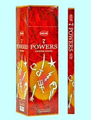 Räucherstäbchen HEM 7 Powers