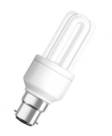 Osram Duluxstar STICK Energiesparlampe 21Watt /825 B22d Warm Comfort Light
