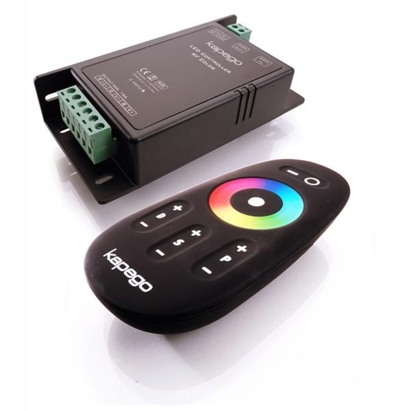 Kapego Controller RGB RF 12/24V inkl. Fernbedienung