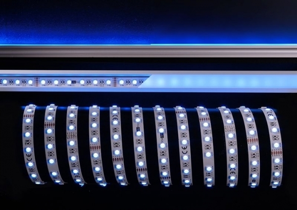 KAPEGO LED LED Stripe 5050-60-24V-RGB+6200K-5m-IP20