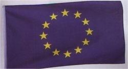 Fahne Europa 90 x150 cm