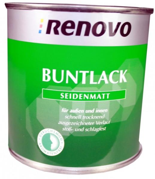 Buntlack-Seidenmatt 375ml-Feuerrot