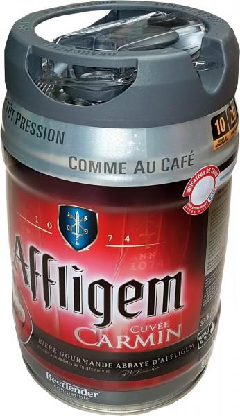 Affligem Cuvée Carmine Partyfass 5 Liter Fass inkl. Zapfhahn 5,2% vol.