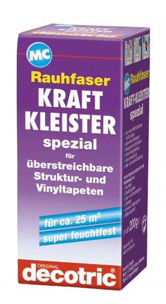 MC Rauhfaser Kraft-Kleister