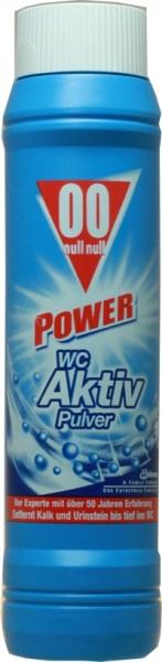 Null Null 00 Power WC AktivPulver 1000g