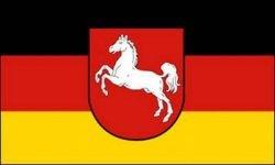 Fahne Niedersachsen 90 x 150cm