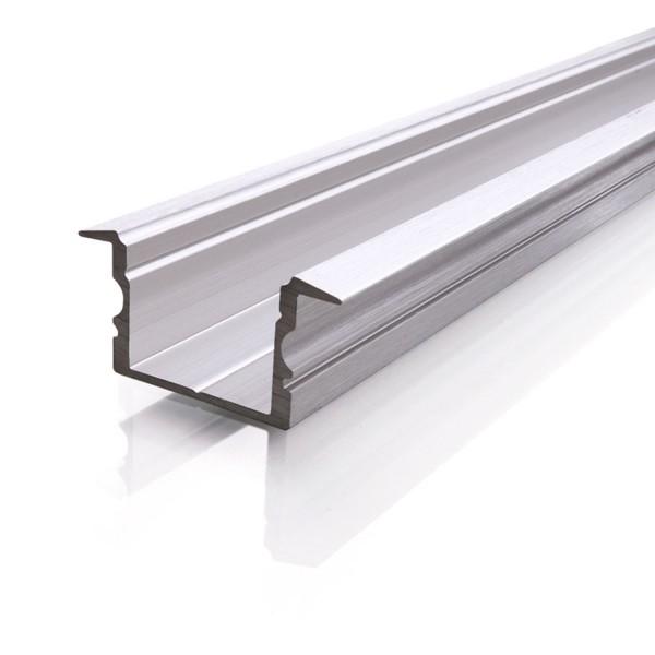 Reprofil Profil ET-02-15 hoch 2m silber gebürstet