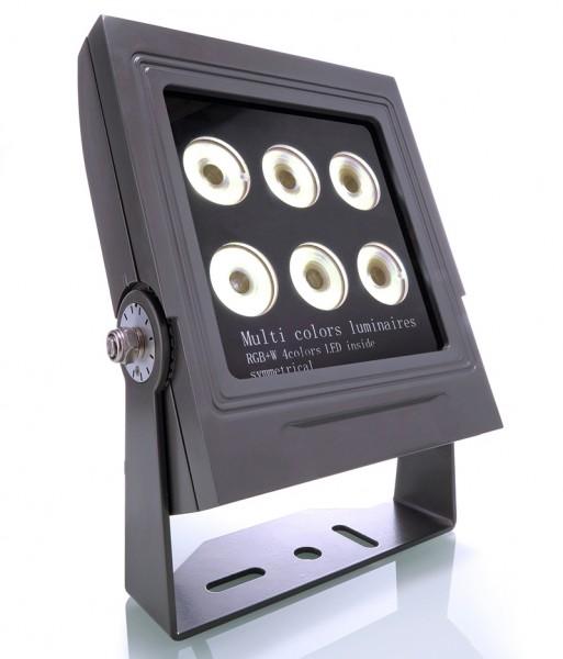 KAPEGO LED Power Spot RGB+WW 24V 24W IP65 30°