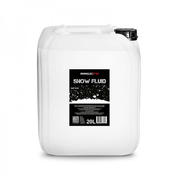 Magicfx MAGICFX Pro Snow Fluid - Ready to use 20l