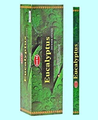 Räucherstäbchen HEM Eukalyptus