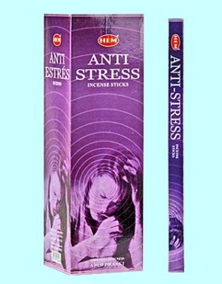 Räucherstäbchen HEM Anti Stress