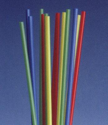 Trinkhalme farblich sortiert ca 22 cm