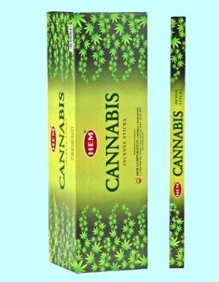 Räucherstäbchen HEM Cannabis