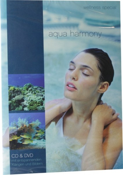 wellness special aqua harmony -CD/DVD
