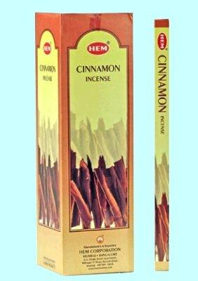 Räucherstäbchen HEM Cinnamon