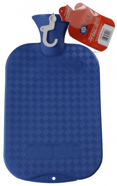 Wärmflasche Halblamelle blau 6440 54 2,0L