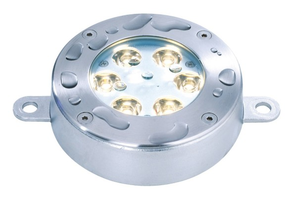 KAPEGO LED Unterwasserleuchte 24V 18W WW IP68 3200k