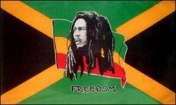 Fahne Bob Marley 90 x150 cm