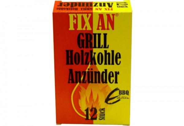 Fix an Grill Holzkohleanzünder